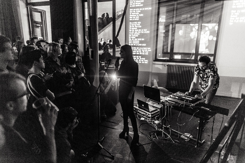 Nymphonic Orchestra at Ghost Leuven 2017. Picture by Eva Vlonk