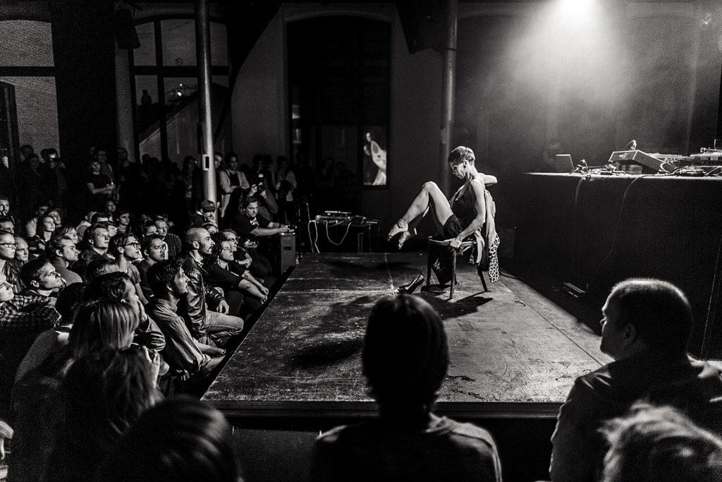 Lauri Hagen at Ghost Leuven 2017. Picture by Eva Vlonk