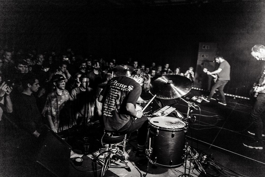 Brutus Ghost Leuven 2017. Picture by Eva Vlonk