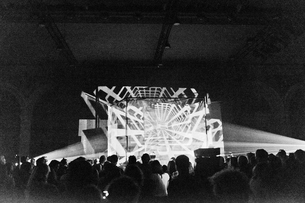 Raveyards at Ghost Handelsbeurs. Photo Eva Vlonk